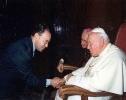 Pape Jean Paul II  1.V.2000 Vatican