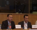 European Parliament Cem Ozdemir 2005