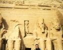 Abu Simbel EGYPTE 1999