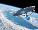 The Enterprise  - Voyager Star Trek