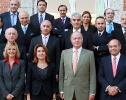 ESPAÑA-REY-TURQUÍA:MD126. MADRID, 26/09/07.- Foto de familia del Rey Juan Carlos