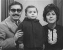 Şükrü-Bahadır-Tülin Kaleağası, -Istanbul-1969